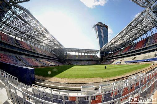 Клуб «ЦСКА» получил новый стадион.
